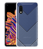 Samsung Galaxy Xcover Pro Hoesje Art Lines
