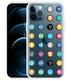 Apple iPhone 12 Pro Hoesje Cryptocurrency