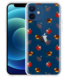 Apple iPhone 12 Hoesje Apples and Birds