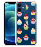 Apple iPhone 12 Hoesje Cupcakes