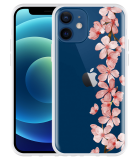 Apple iPhone 12 Hoesje Flower Branch