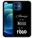iPhone 12 Hardcase hoesje Mood for Food II