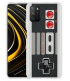 Xiaomi Poco M3 Hoesje Retro Controller Classic