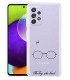 Samsung Galaxy A52 Hoesje The Boy Who Lived