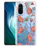 Xiaomi Mi 11i Hoesje Poppy Roses