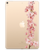 Apple iPad 2021/2020 Hoes Flower Branch