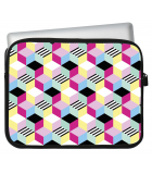 Tablet Sleeve Samsung Galaxy Tab S5e 80s Geometric