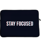 Samsung Galaxy Tab A7 Hoes - Tablet Sleeve - Stay Focused