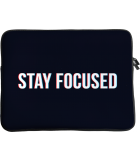 Samsung Galaxy Tab S7 FE Hoes - Tablet Sleeve - Stay Focused