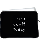 Lenovo Tab M8 FHD Sleeve - Can't Adult Today