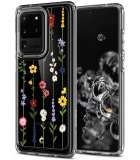 Spigen Cyrill Cecile Samsung Galaxy S20 Ultra Hoesje - Flower Garden