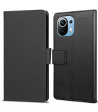 Xiaomi Mi 11 Wallet Hoesje Zwart