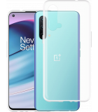OnePlus Nord CE 5G Hoesje - Soft TPU - Transparant