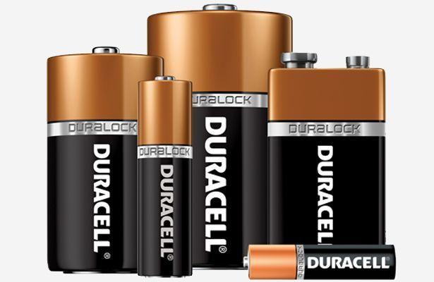 Batterijen