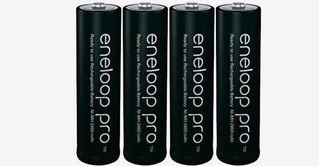 AA batterijen